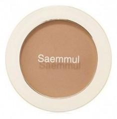 Румяна THE SAEM Saemmul Single Blusher BR02 Naked Brown(Shading) 5гр