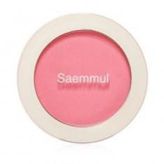 Румяна THE SAEM Saemmul Single Blusher PK04 Rose Ribbon 5гр