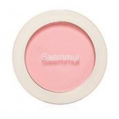 Румяна THE SAEM Saemmul Single Blusher PK05 Yogurt Pink 5гр