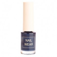 Лак для ногтей The Saem Nail Wear 92.Deep navy 7мл