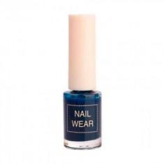 Лак для ногтей The Saem Nail Wear #63_tote navy 7мл