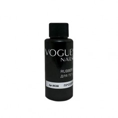 Vogue Nails, База для гель-лака Rubber, 50 мл