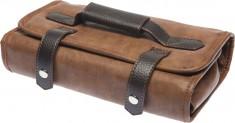 DEWAL PROFESSIONAL Чехол для парикмахерских инструментов, полимерный материал, коричневый 25х13х8 см