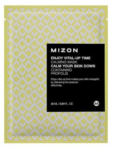 MIZON Маска тканевая для лица / CALMING MASK 25 мл