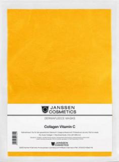 Коллагеновая биоматрица с витамином C Janssen Cosmetics Collagen Vitamin C 1лист