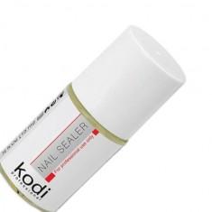 Kodi nail sealer tc верхнее покрытие для акриловых ногтей с ультрафиолетом 15мл