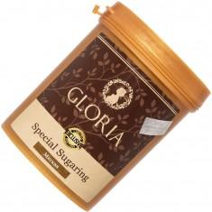 сахарная паста для депиляции exclusive мягкая gloria 800гр