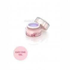 Easy one gel - однофазный прозрачный скульптурный гель