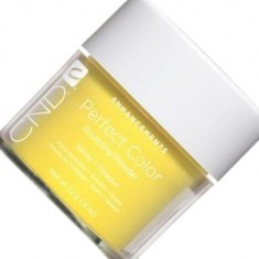 Cnd sculpting powder perfect yellow пудра желтая 22г
