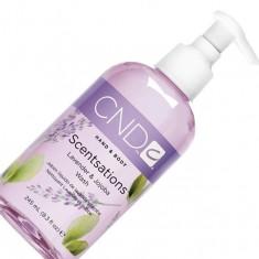 Cnd scentsations lavender and jojoba lotion лаванда и жожоба 245 мл