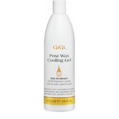 Gi-gi post wax cooling gel гель охлажденный с ментолом после эпиляции 473 мл GIGI
