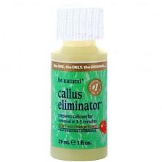 Be natural callus eliminator средство для удаления натоптышей (апельсин) 30 мл