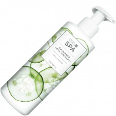Cnd spa cucumber heel therapy callus smoother 236мл