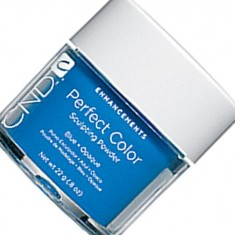 Cnd sculpting powder perfect blue пудра синяя 22г