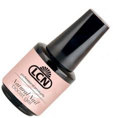 Lcn natural nail boost gel, ламинирование ногтей (молочный) 10 мл