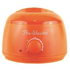 подогреватель для горячего воска + ковш 300 pro-wax100 оранжевый