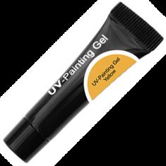 Cnd uv-painting gel yellow 5мл tube (уф гель-краска