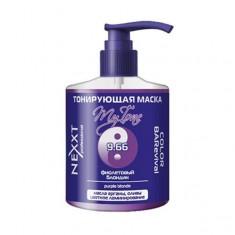 Nexxt тонирующая маска color barevival 9.66 фиолетовый блондин
