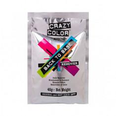 Crazy Color, Эмульсия Back To Base для удаления краски с волос, 45 г Wella professionals
