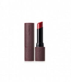 Помада для губ матовая THE SAEM Kissholic Lipstick Extreme Matte RD03 Red 888 3,8гр