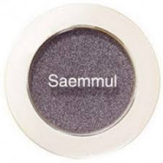 Тени для век мерцающие THE SAEM Saemmul Single Shadow Shimmer BR10 2гр
