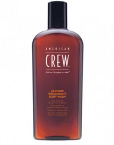 Гель для душа дезодорирующий American Crew 24HR DEODORANT BODY WASH 450мл