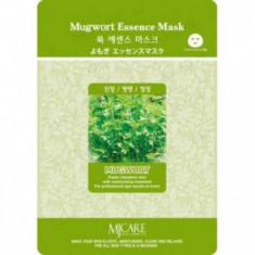 Маска тканевая полынь Mugwort Essence Mask 23гр Mijin