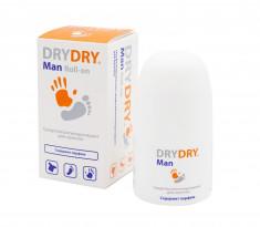 DRY DRY Дезодорант для мужчин / Man 50 мл