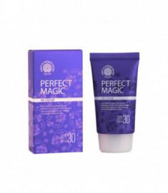 ББ крем многофункциональный Welcos Lotus Perfect Magic BB Cream 50мл