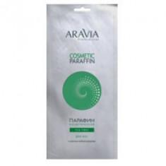 Aravia Professional - Парафин косметический для ног, Чайное дерево, 500 г