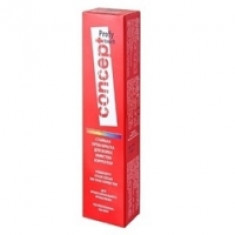 Concept Permanent Color Cream Ash Medium Blond - Крем-краска для волос, тон 6.1 Пепельно-русый, 60 мл