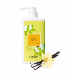 Гель для душа ванильный TOUCH ON BODY Vanilla Body Wash 300мл The Saem
