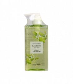 Гель для душа сладкий лайм THE SAEM TOUCH ON BODY Sweet Lime Body Wash 300мл