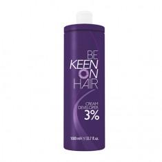 KEEN, Крем-окислитель Developer 3%, 1000 мл