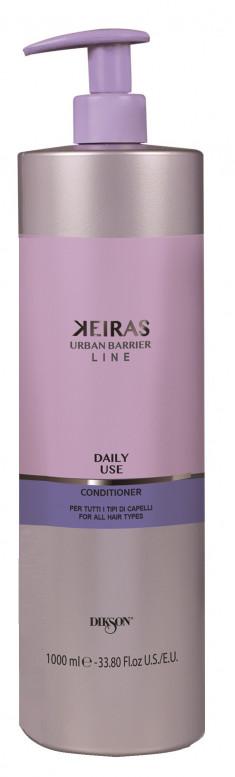 DIKSON Кондиционер для ежедневого применения для всех типов волос / KEIRAS Daily Use conditioning 1000 мл