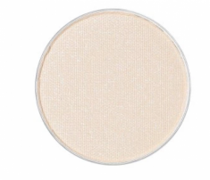 Тени прессованные Make-Up Atelier Paris T011S Ø 26 перламутровая слоновая кость запаска 2 гр