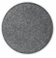 Тени прессованные №124 серый металл, диаметр 26 мм, запаска 2 гр Make-Up Atelier Paris