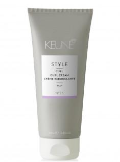 KEUNE Крем для ухода и укладки вьющихся волос / STYLE CURL CREAM 200 мл