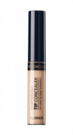 Консилер THE SAEM Cover Perfection Tip Concealer 1.75 Middle Beige 6,5г