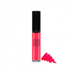 Блеск для губ в тубе суперстойкий Make-Up Atelier Paris RW05 розово-красный 7,5 мл