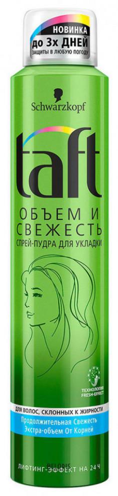 Спрей для волос Taft