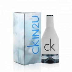 CK IN2U Туалетная вода мужская 50мл CALVIN KLEIN