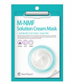Маска для лица тканевая увлажняющая Mijin Skin Planet M-MNF solution CREAM MASK 30гр