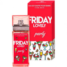 Туалетная вода для женщин Friday Lovely Party 100 мл SERGIO NERO