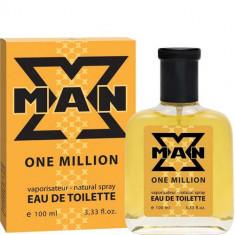 Туалетная вода для мужчин X-man One Million 100 мл Apple Parfums
