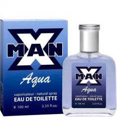 Туалетная вода для мужчин X-man Aqua 100 мл Apple Parfums