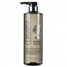 натуральный лечебный шампунь jps mielle pure healing natural shampoo