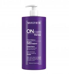 SELECTIVE PROFESSIONAL Маска восстанавливающая после химической обработки для волос / ONC Color Defense POST-TREATMENT 1000 мл