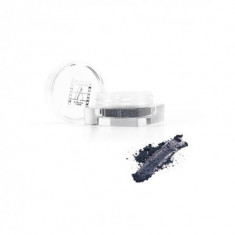 Рассыпчатые перламутровые тени Make-Up Atelier Paris PP23 тёмный морской