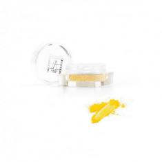 Рассыпчатые перламутровые тени Make-Up Atelier Paris PP40 жёлтый